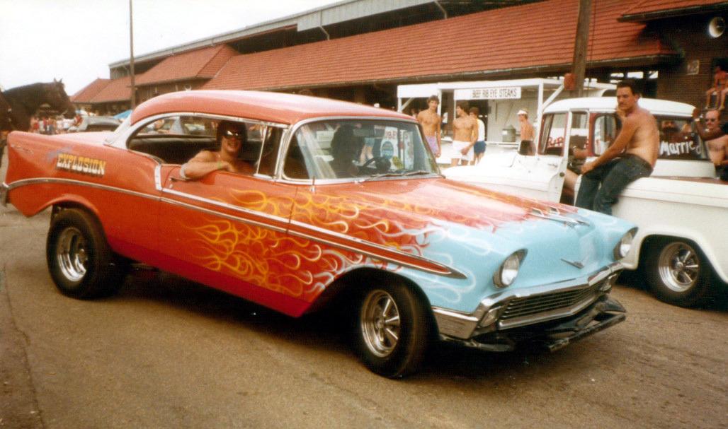 Street Freak Chevy, photo 01.