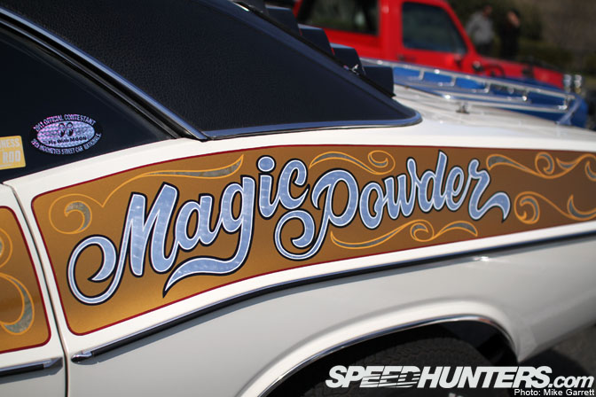 Magic Powder Challenger, photo 03.