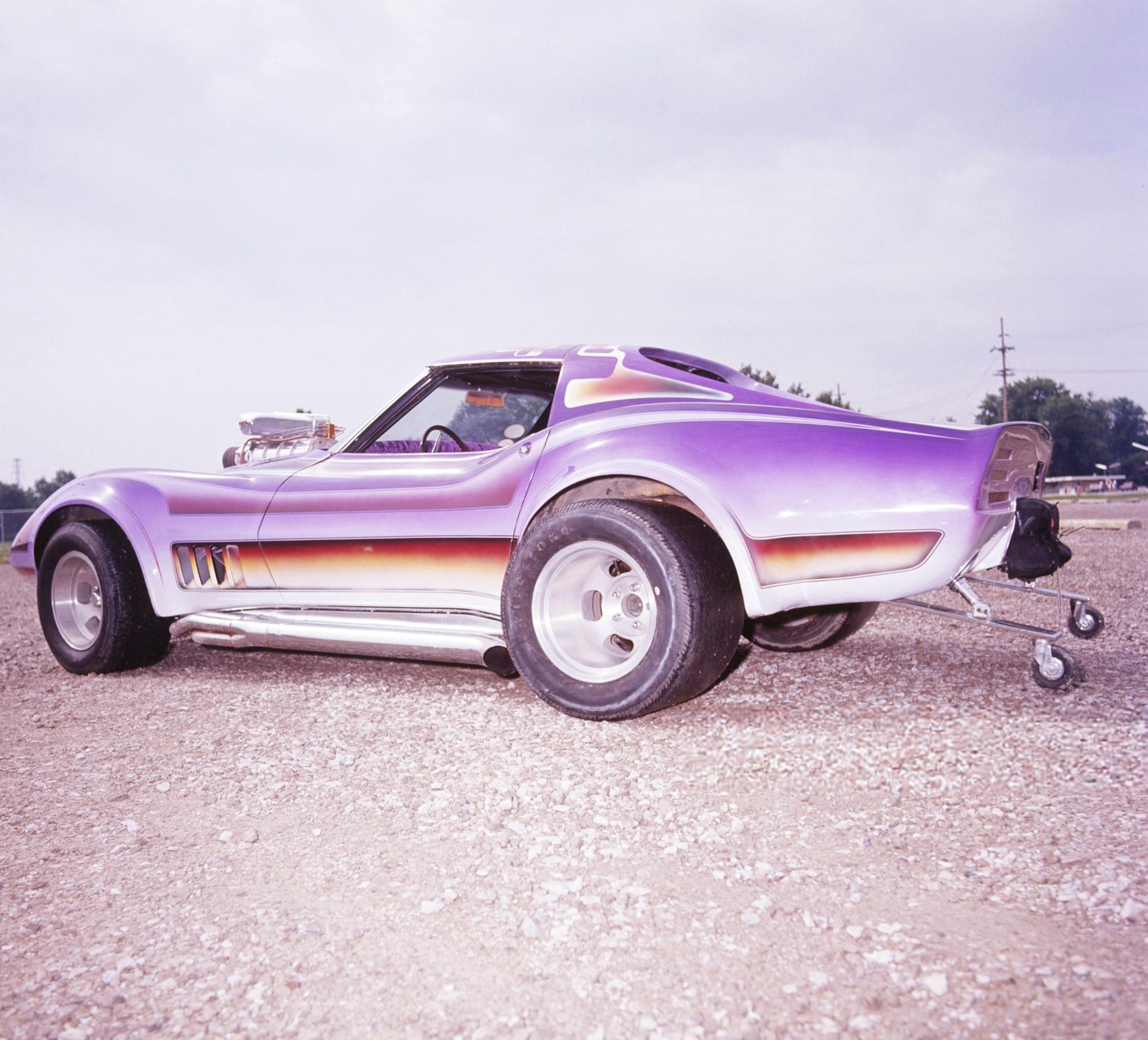 Rick Todd's Corvette, photo 4.