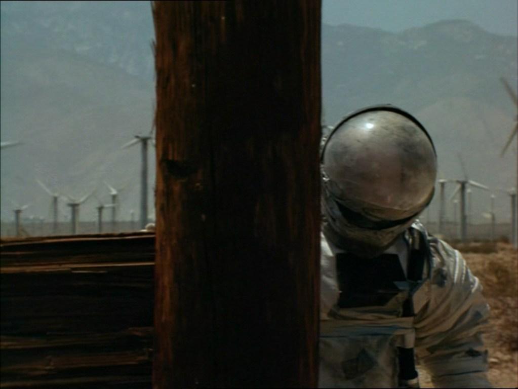 Космонавт из фильма Шестиструнный самурай