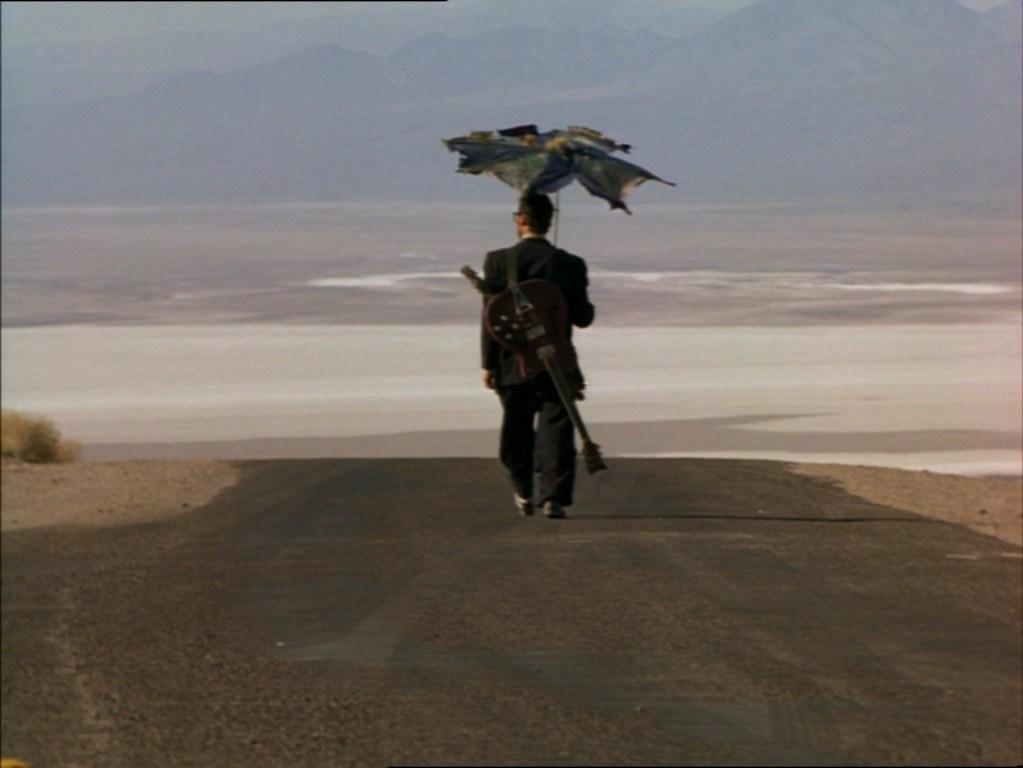 Шестиструнный самурай, фильм, 1998