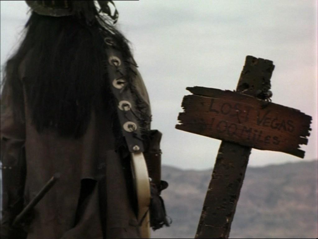 Шестиструнный самурай, крест