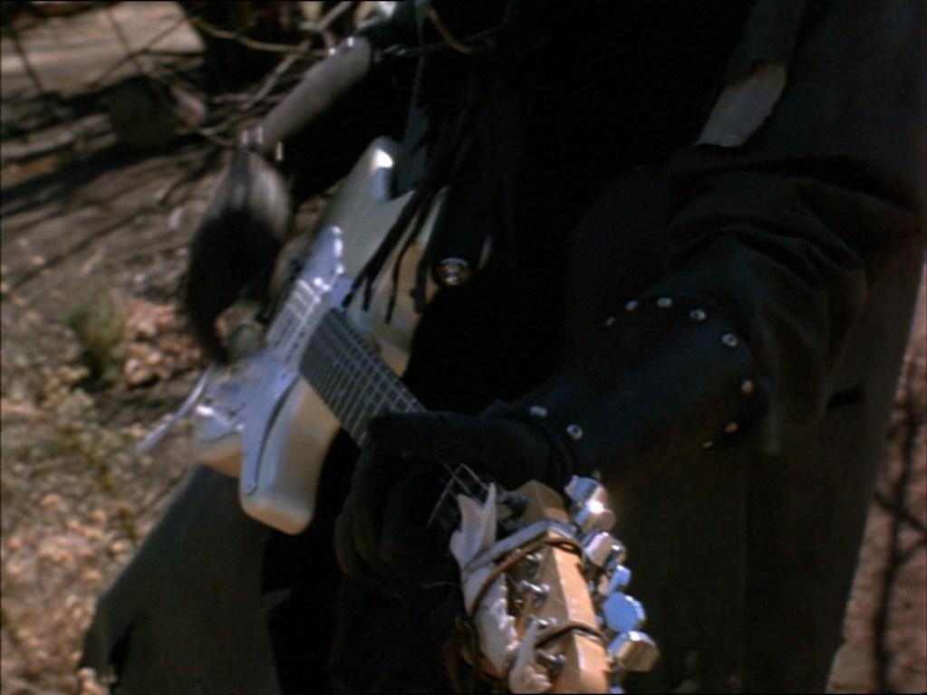 Гитарная дуэль, Six String Samurai, Шестиструнный самурай