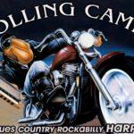 Rolling Camel – Harpabilly Harp'n'roll (2021) харп на службе рокабилли