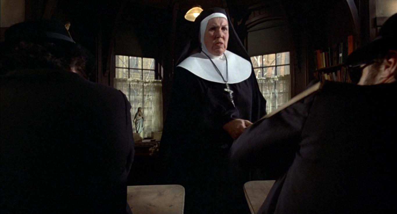монахиня, Blues Brothers, кадр из фильма