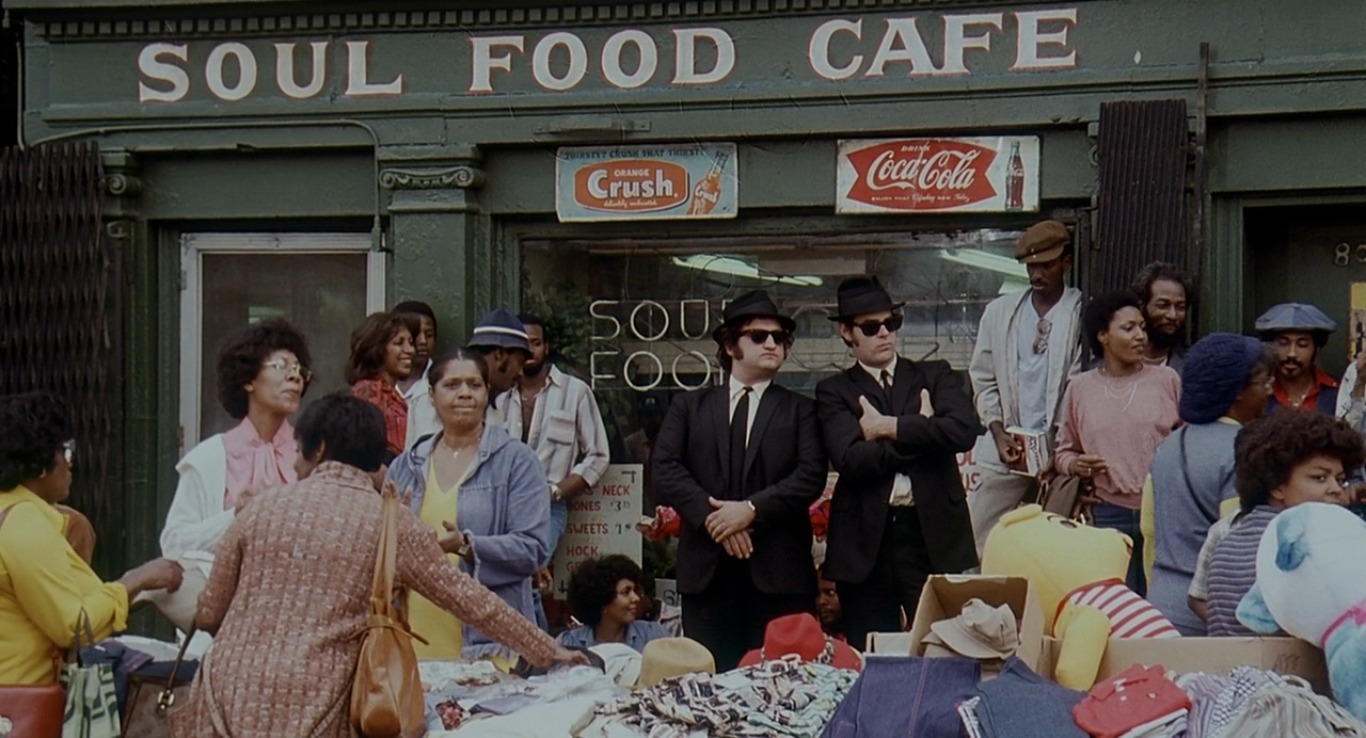Soul Food Cafe, Братья Блюз, Blues Brothers, 1980