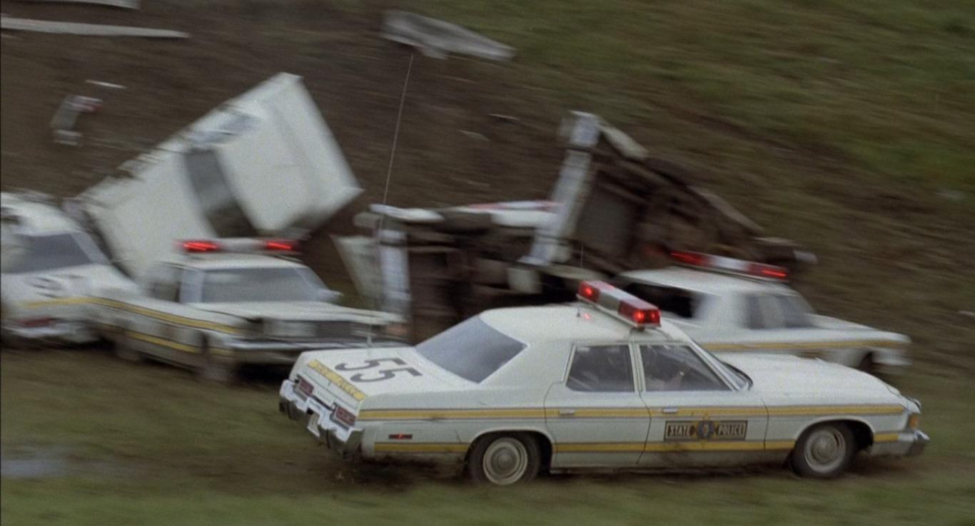 погони на автомобилях, Blues Brothers
