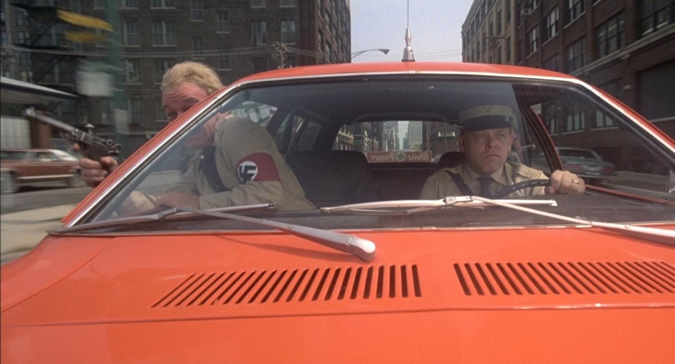 нацисты из Иллинойса, кадр из фильма, Братья Блюз