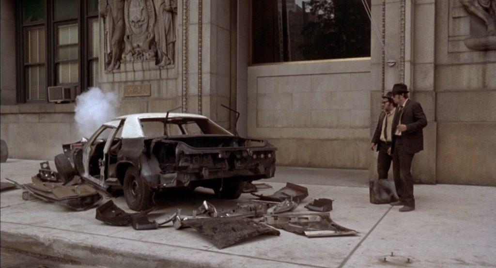 блюз-мобиль, фильм Братья Блюз, 1980