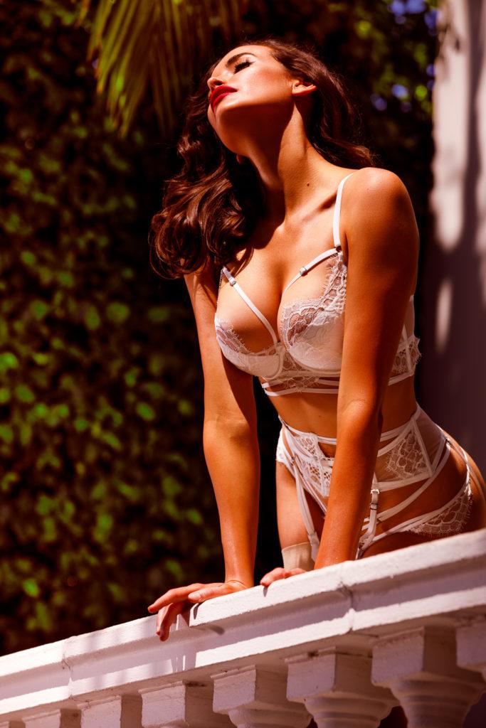 Honey Birdette Bodyguard, Sarah Stephens