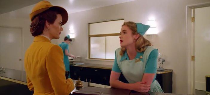 Сара Полсон, Сестра Рэтчед, кадр из сериала