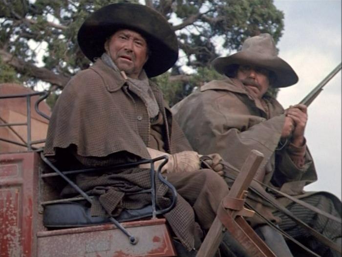 Barry Corbin, Conagher, movie screenshot, 1991