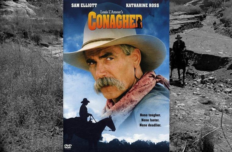 Конагер, Conagher, 1991, вестерн, рецензия на фильм