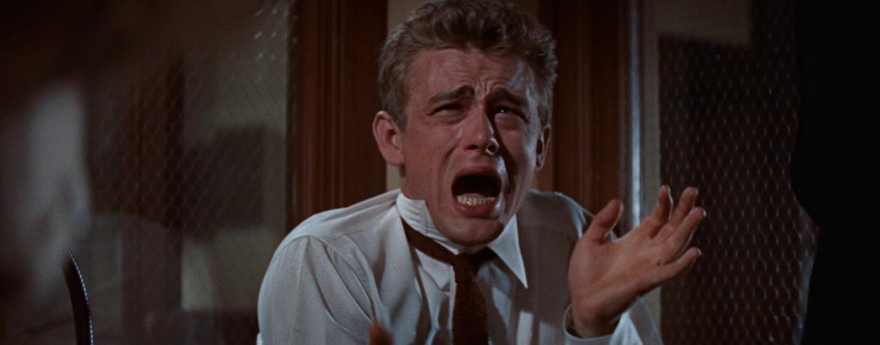 You are tearing me apart, актерская игра Джеймса Дина, метод Станиславского