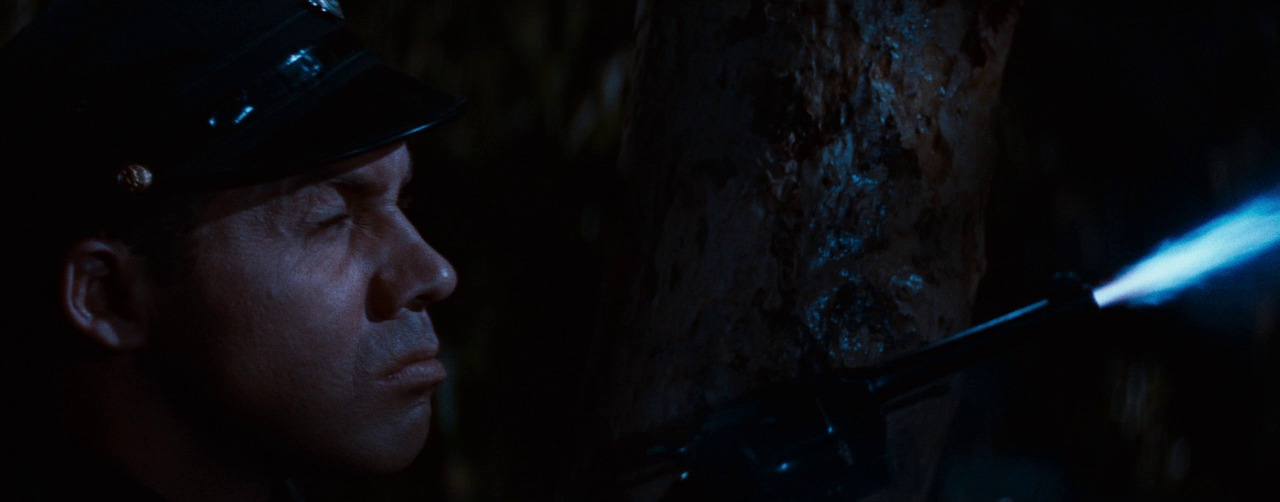 выстрел полицейского, Бунтарь без причины, фильм 1955