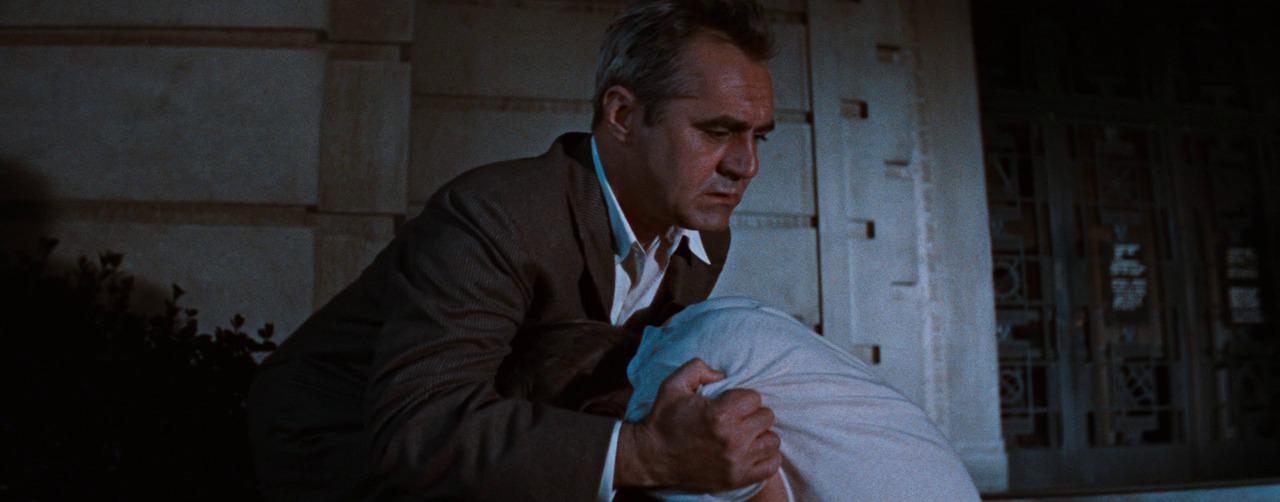 отец и сын, Бунтарь без причины, кадр из фильма