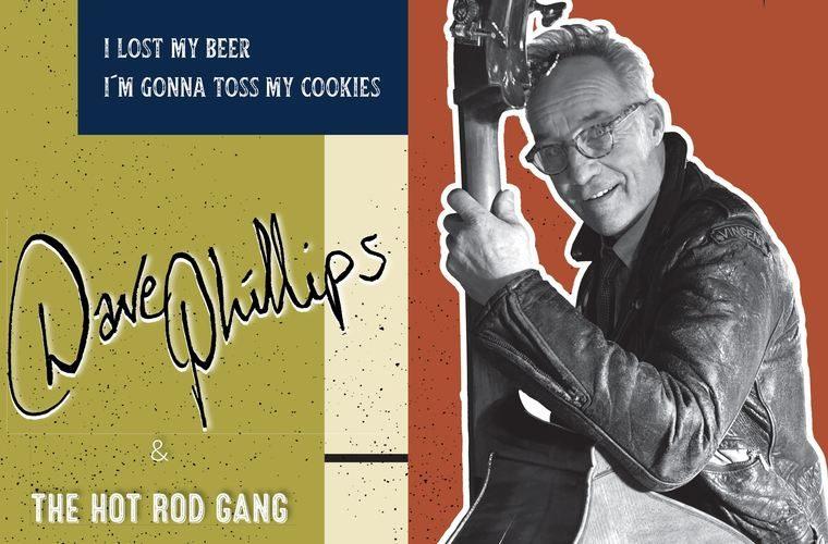 Dave Phillips & Hot Rod Gang, single 2021